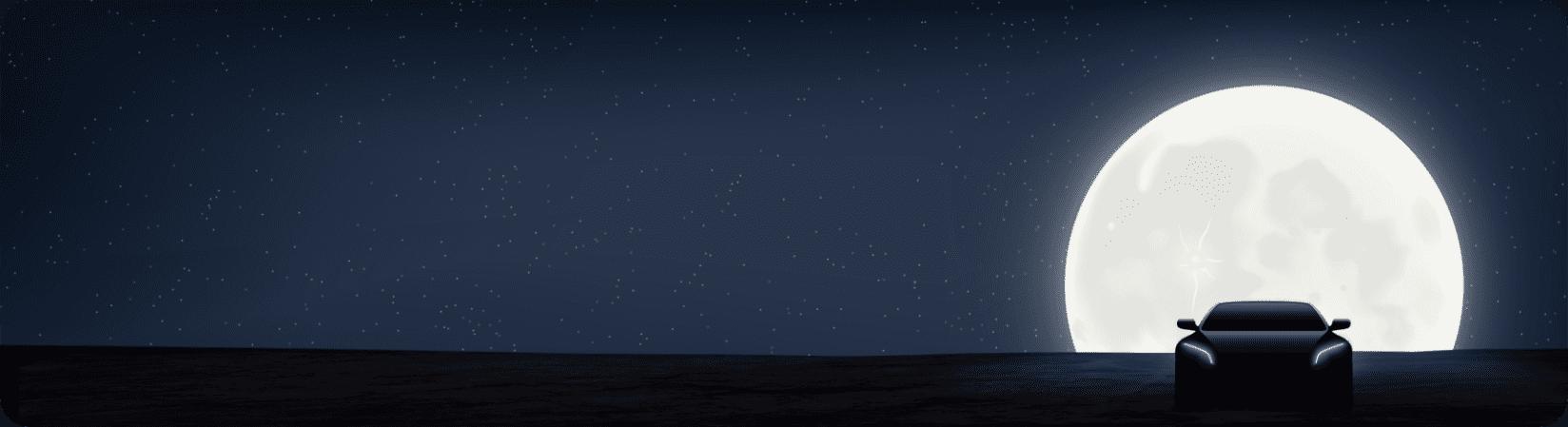 月圓車團圓